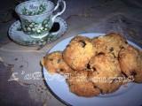 Biscotti Rose del deserto - biscotti con uva passa e corn flakes - L'aPINA in cucina