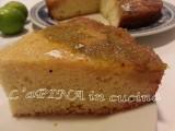 Torta soffice fichi e mandorle - L'aPINA in cucina