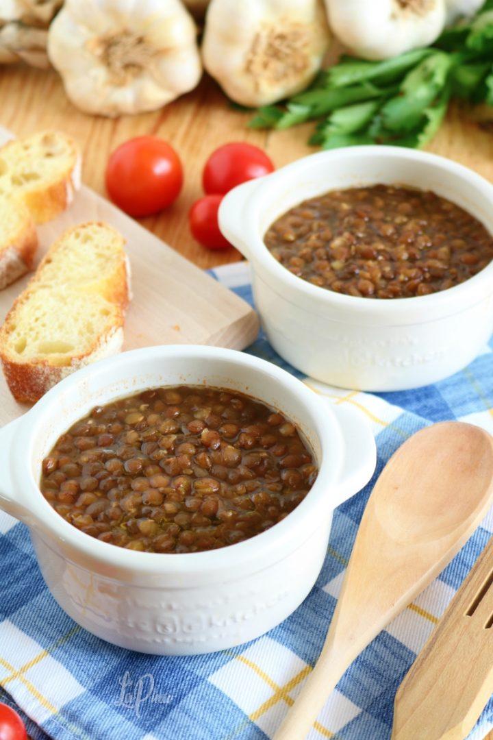 Zuppa di lenticchie e pomodoro 2