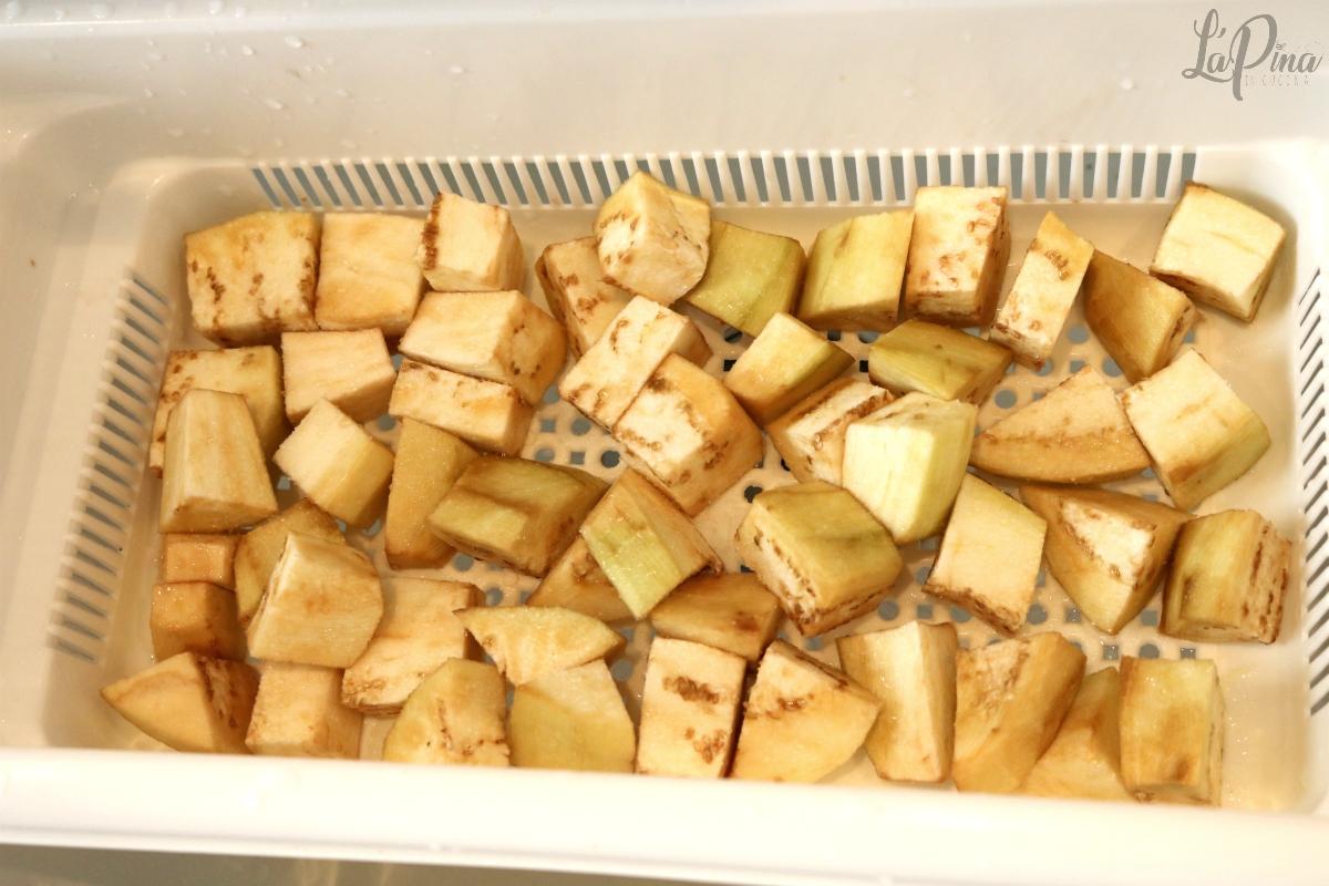 Bocconcini di melanzane fritte 3