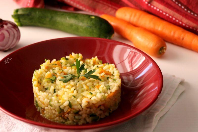 Insalata di riso alternativa