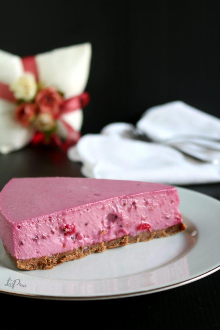 Cheesecake ai frutti di bosco_L'aPina in cucina