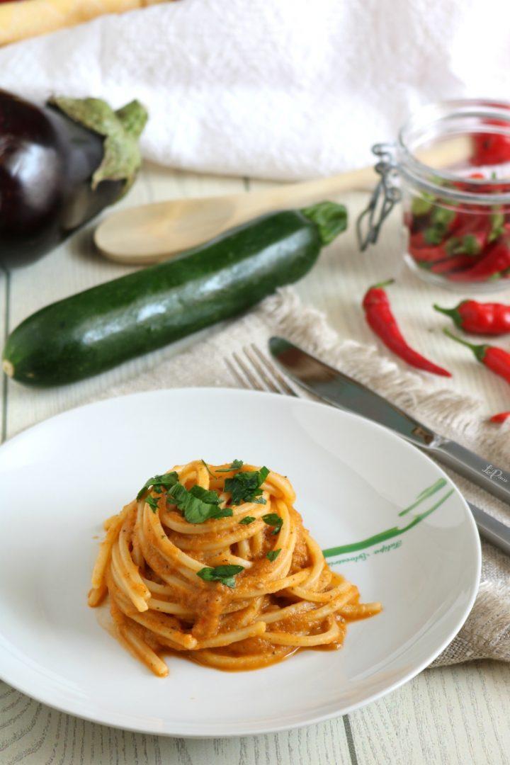 Troccoli zucchine melanzane e carote_L'aPina in cucina