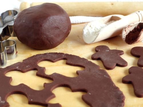 Pasta frolla Milano al cacao