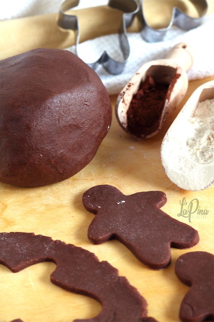 Pasta frolla Milano al cacao - l'aPina in cucina