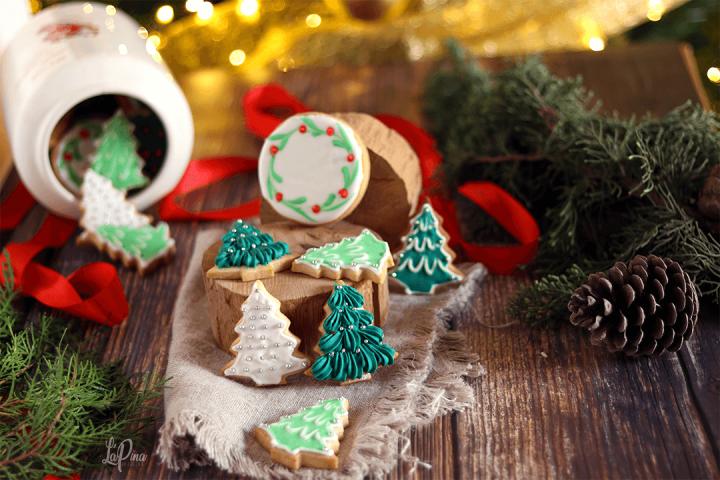 biscotti natalizi - l'aPina in cucina