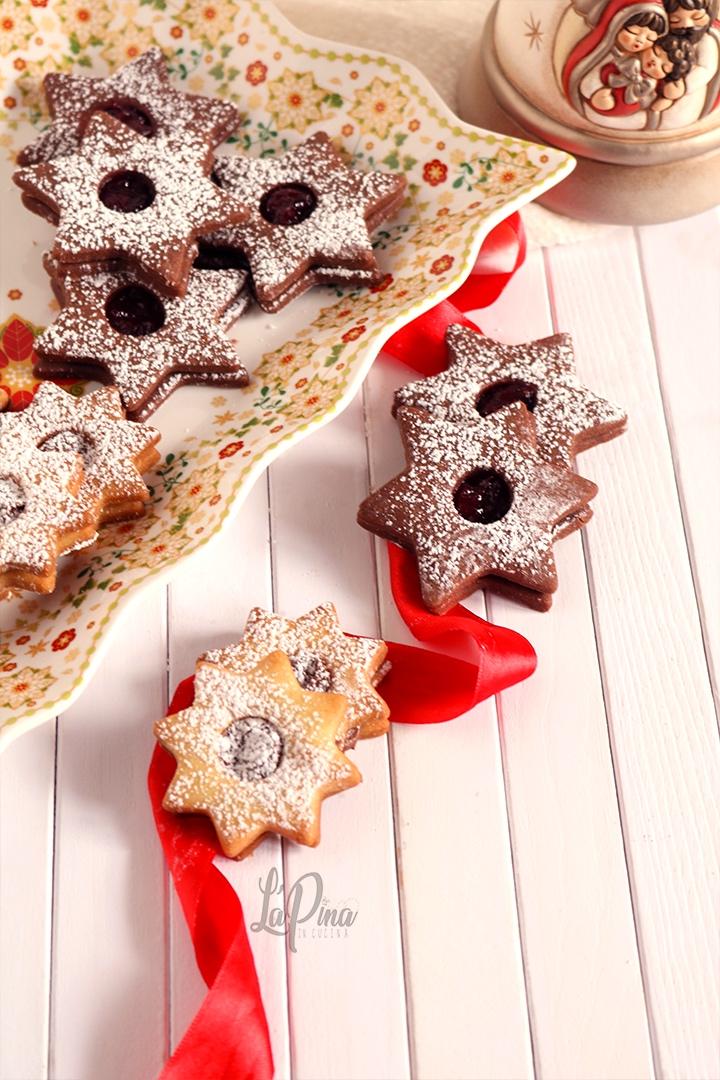 Stelle di Natale - l'aPina in cucina