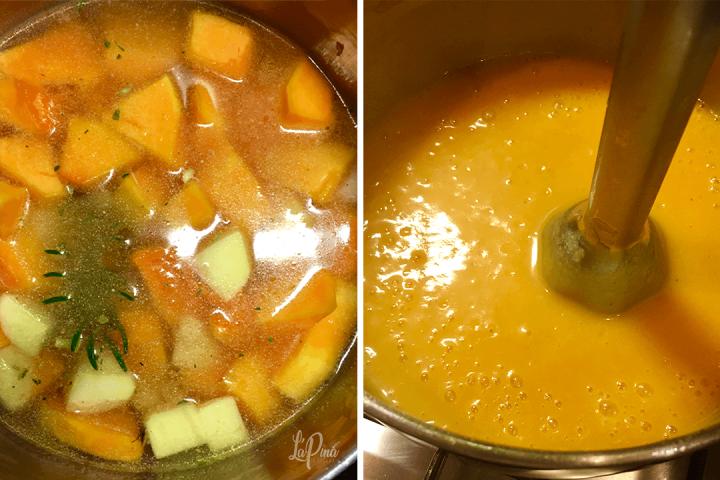 Crema di zucca - l'aPina in cucina