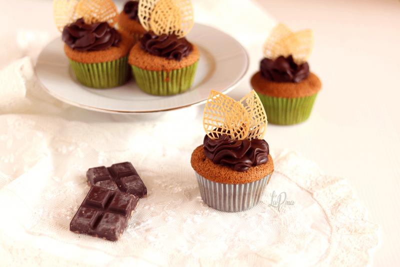 Cupcake moka e cioccolato