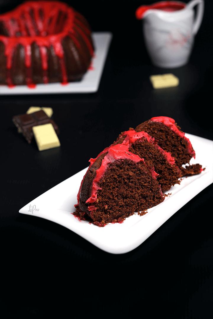 Cuore di cioccolato - l'aPina in cucina