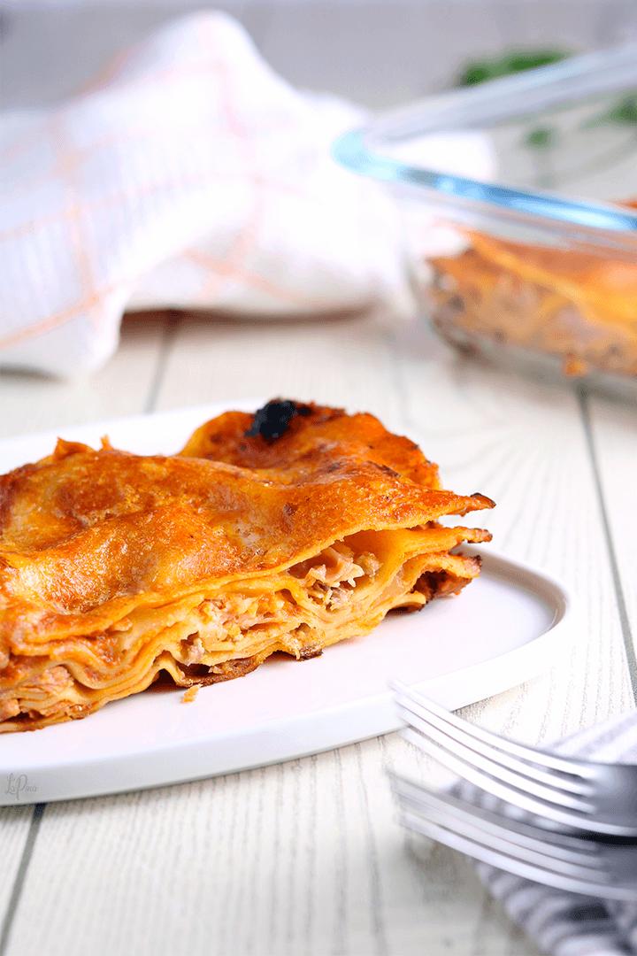Lasagne ricche - l'aPina in cucina