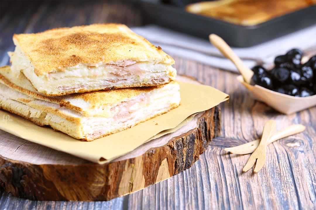 Toast al forno | l'aPina in cucina