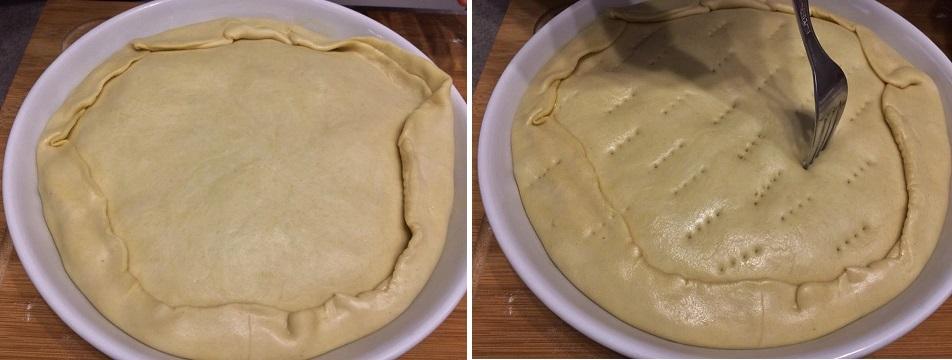 pizza di cipolle