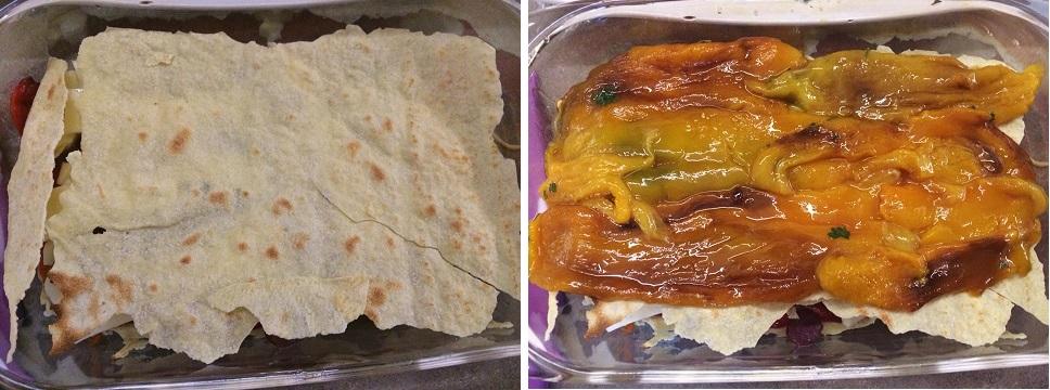 lasagne di pane carasau