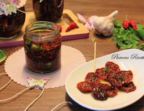 Pomodori secchi sott'olio – una deliziosa conserva