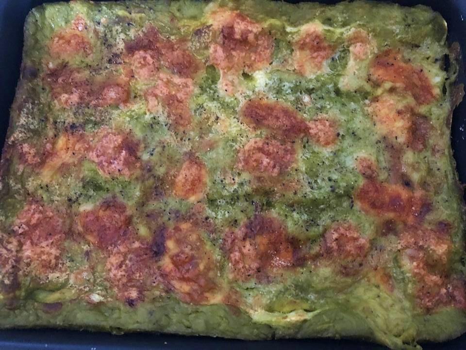 lasagne ai piselli