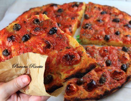 Focaccia barese – la ricetta originale