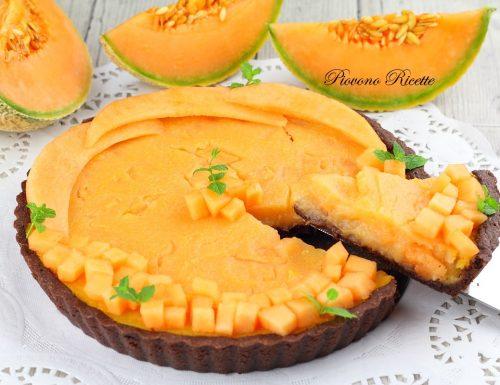 Crostata al melone