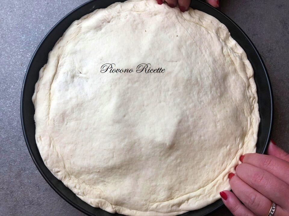 pizza ripiena