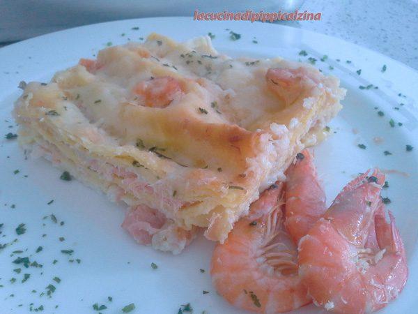 Lasagne di mare