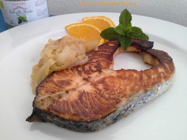 salmone-cipolle