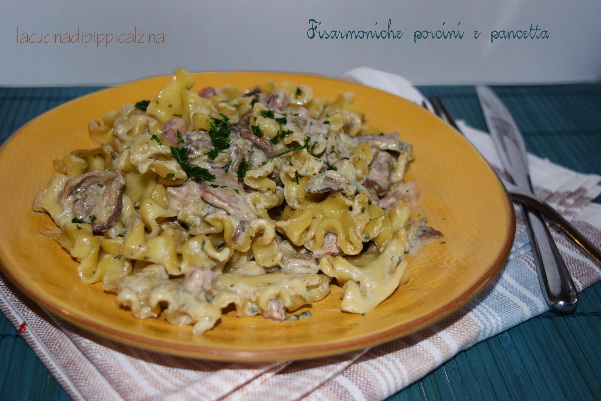 Ricerca Ricette con Pasta con porcini e pancetta - GialloZafferano.it