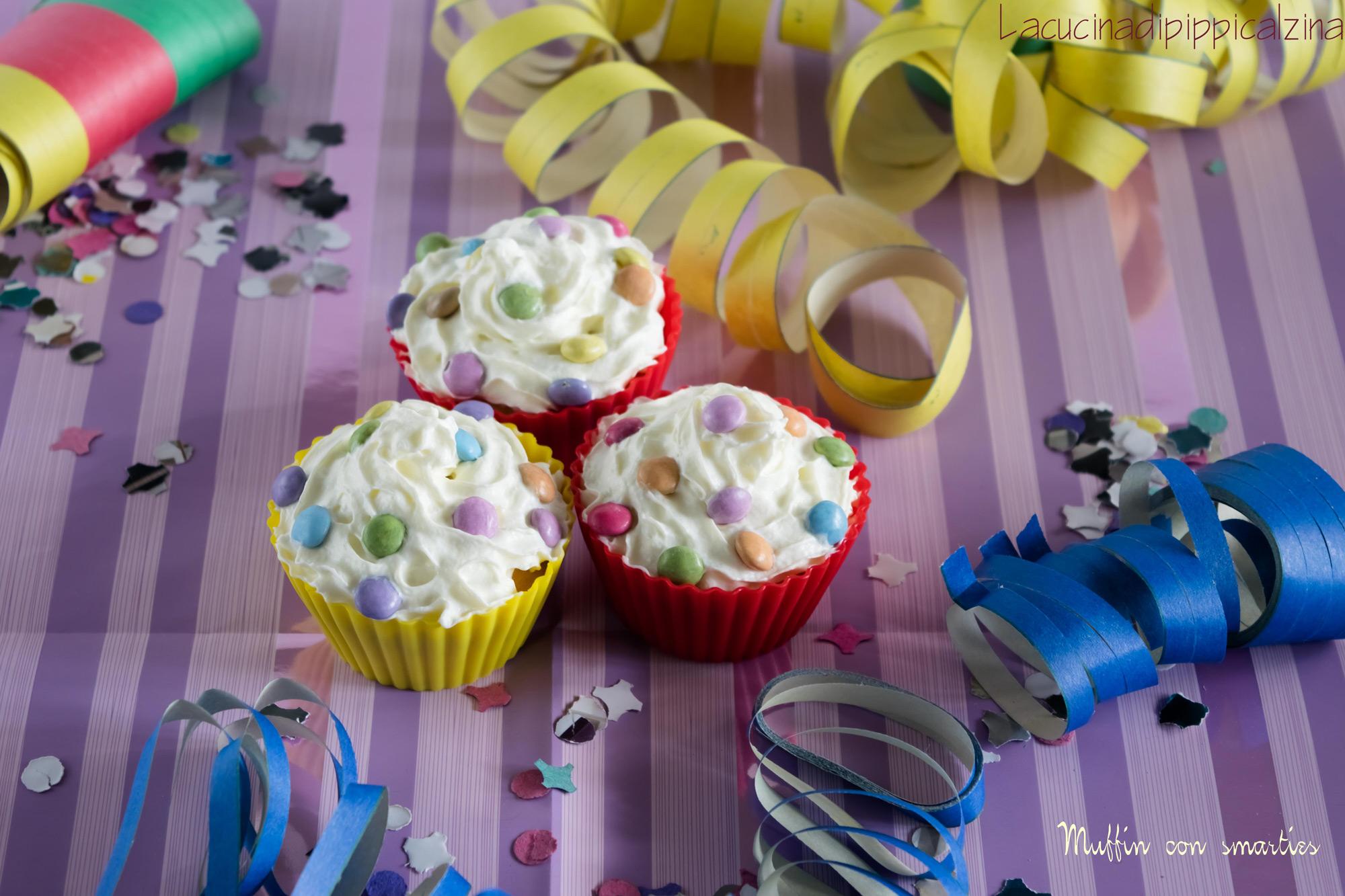 Muffin-smarties