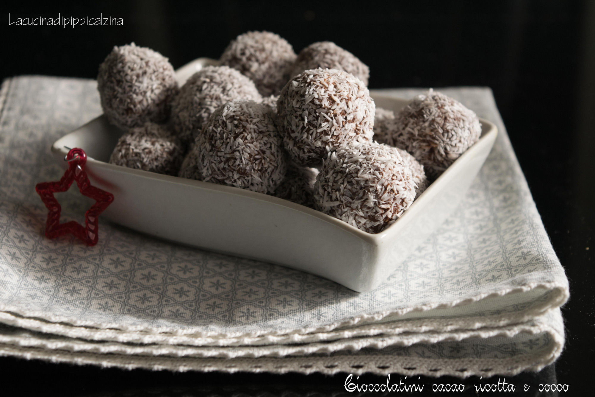 Cioccolatini-cacao