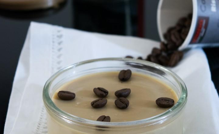 Budino al caffè Dukan