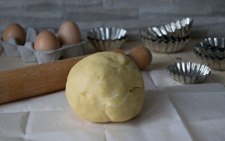 Pasta Frolla,ricetta base