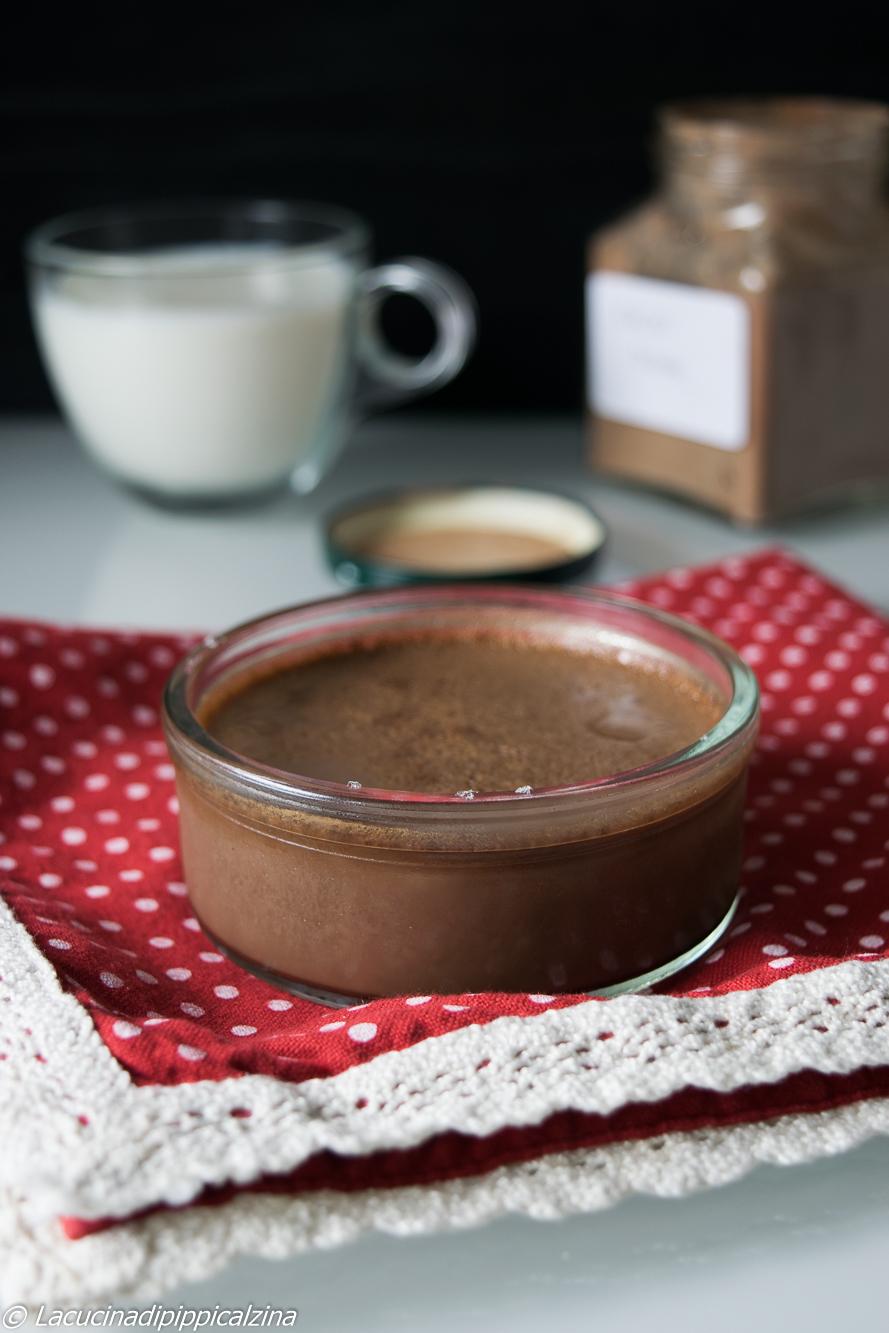 Budino al cioccolato Dukan