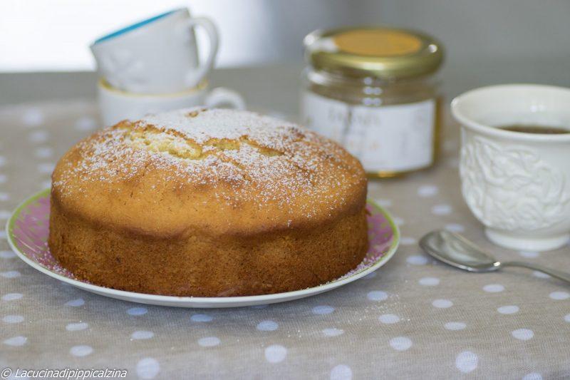 Torta morbidissima al miele