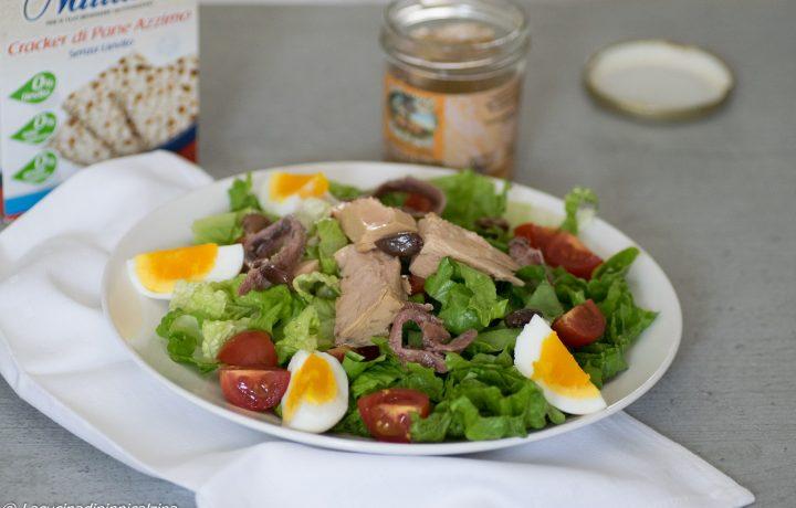 Salade nicoise, insalata Nizzarda