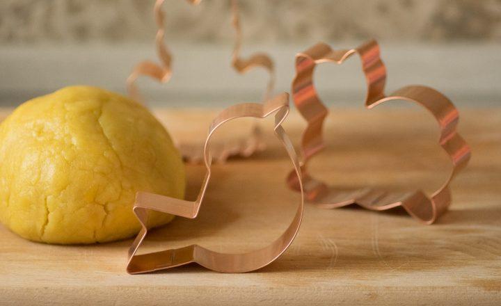 Pasta frolla all' olio d'oliva, ricetta base