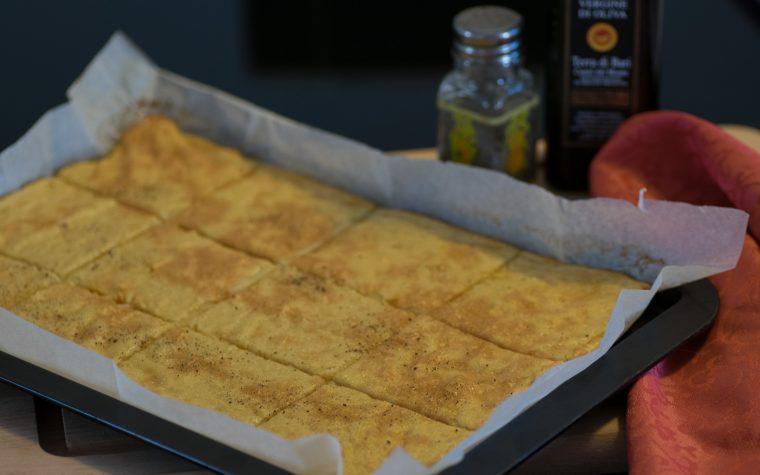 Farinata o cecina, ricetta della tradizione