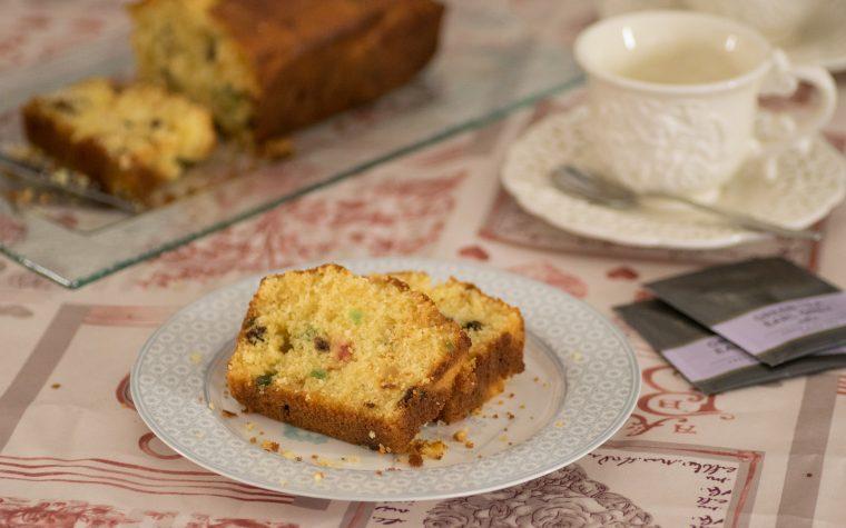 Plumecake classico, ricetta inglese