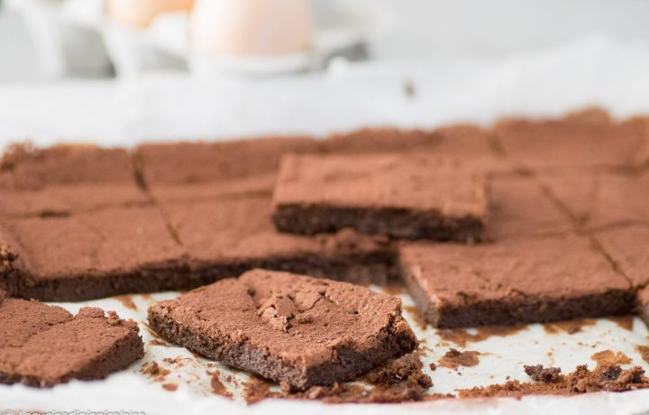 Torta cioccolatino, senza farina