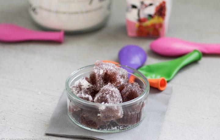 Gelatine di frutta, caramelle gelèe