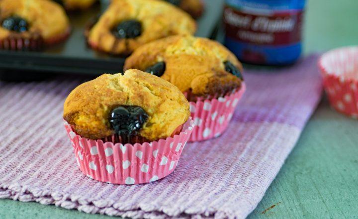 Muffin alle amarene