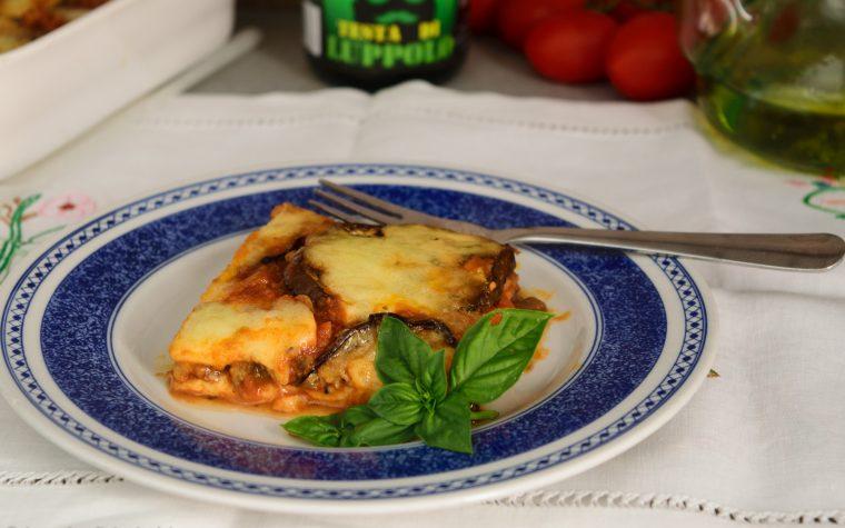 Parmigiana al ragù