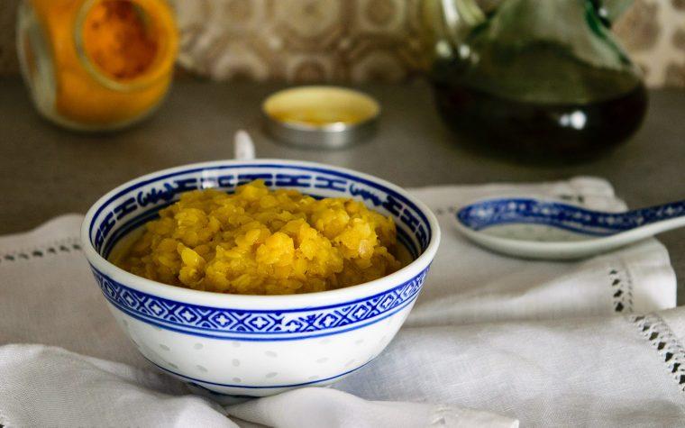 Dhal di lenticchie rosse, ricetta indiana