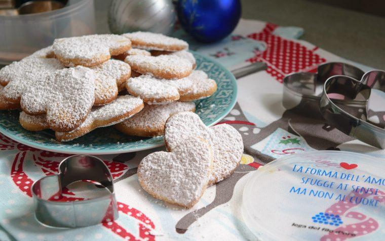 Biscotti di Santa Lucia, ricetta della tradizione