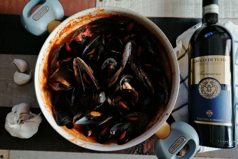 Cozze alla tarantina, ricetta della tradizione pugliese