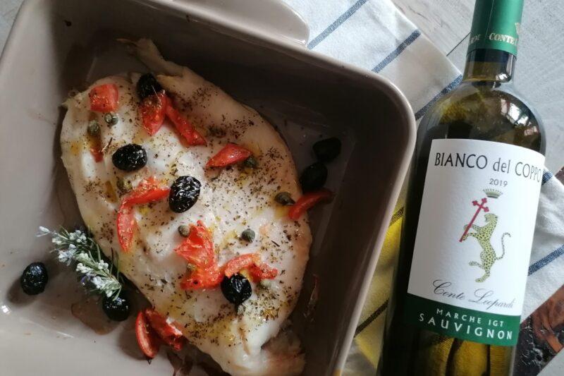 Persico in forno, ricetta semplice