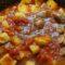 Spezzatino di carne bovina con patate
