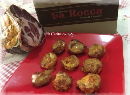 Mini muffin di frittata