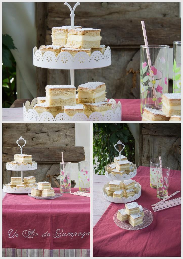 collage torta croata