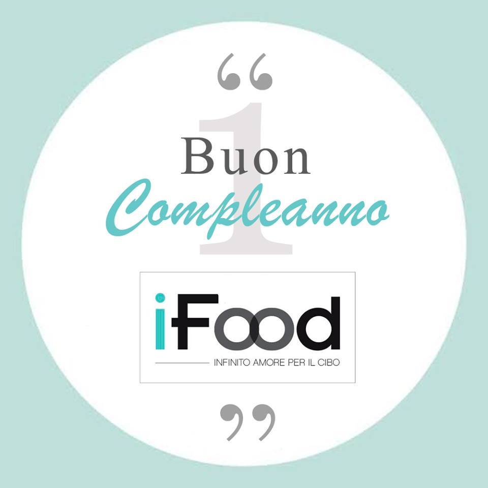 buon compleanno ifood