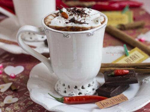 Cioccolata piccante di Vianne