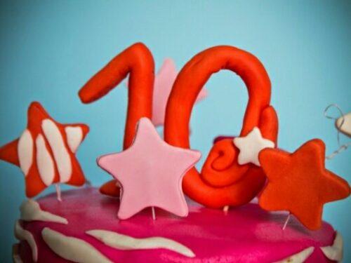LE RICETTE DELLA BIRTHDAY CAKE